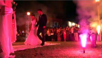 svadba specijalni efekti suvi led baloni